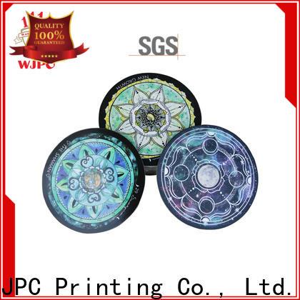 WJPC Custom tarot deck cards manufacturers for divination