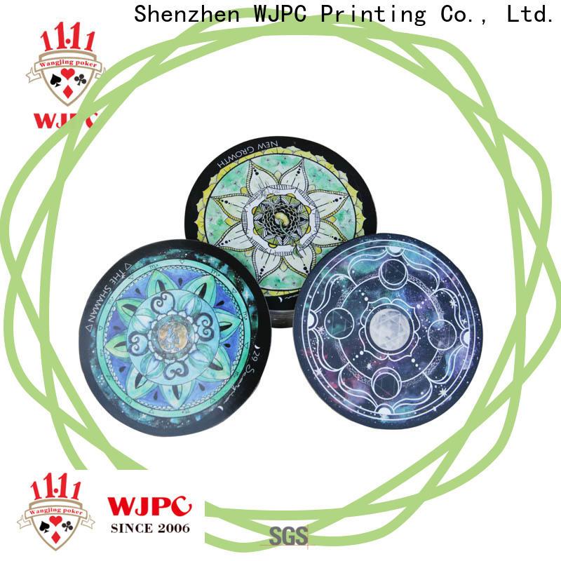 WJPC card purchase tarot decks manufacturers for game