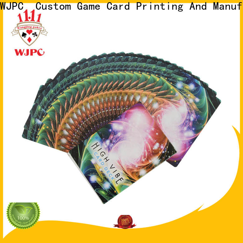 WJPC high-quality angel guidance reading Suppliers