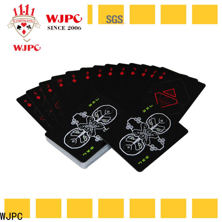 WJPC playing playing card factory for board game