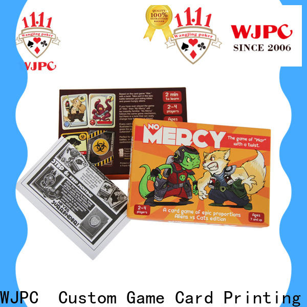 WJPC Latest search solitaire card game company for party