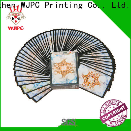 WJPC cards new magic cards for business for magic