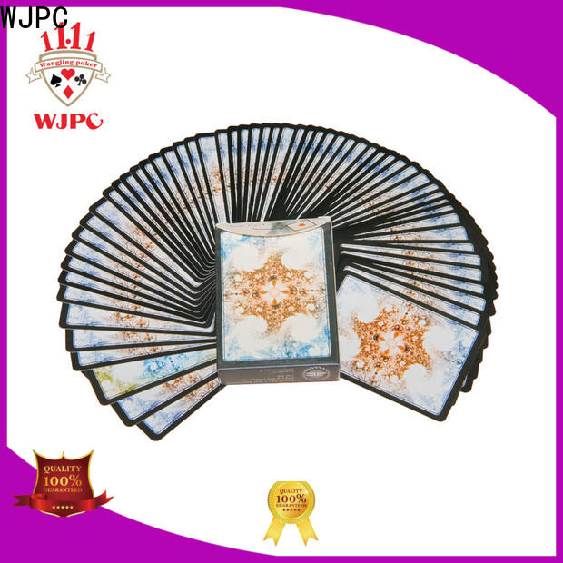 golssy long lasting playing cards playing Suppliers for bar
