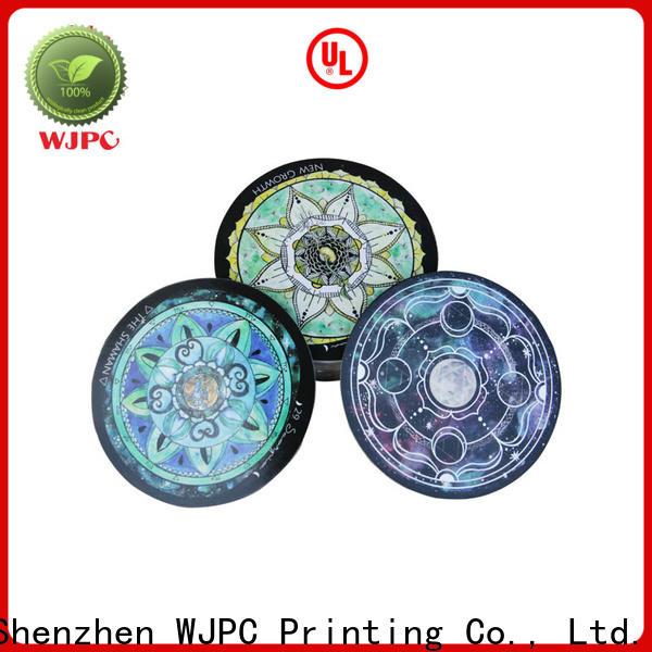 WJPC card purchase tarot decks manufacturers for divination