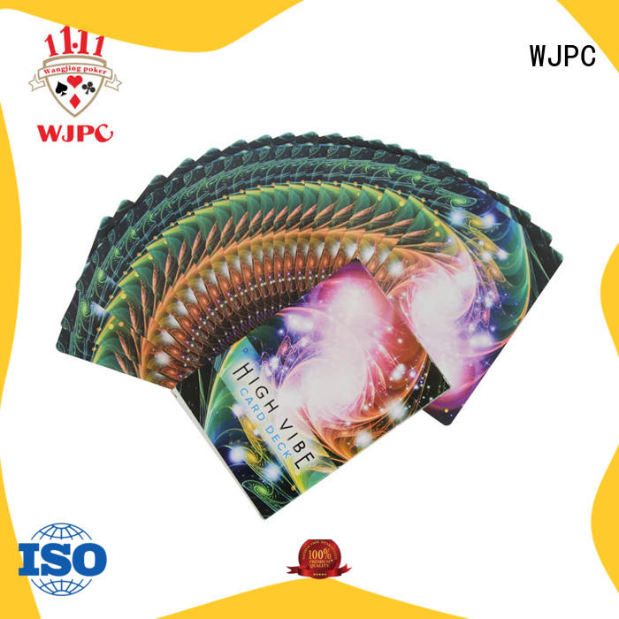 WJPC hot sale oracle card decks grab now for board game