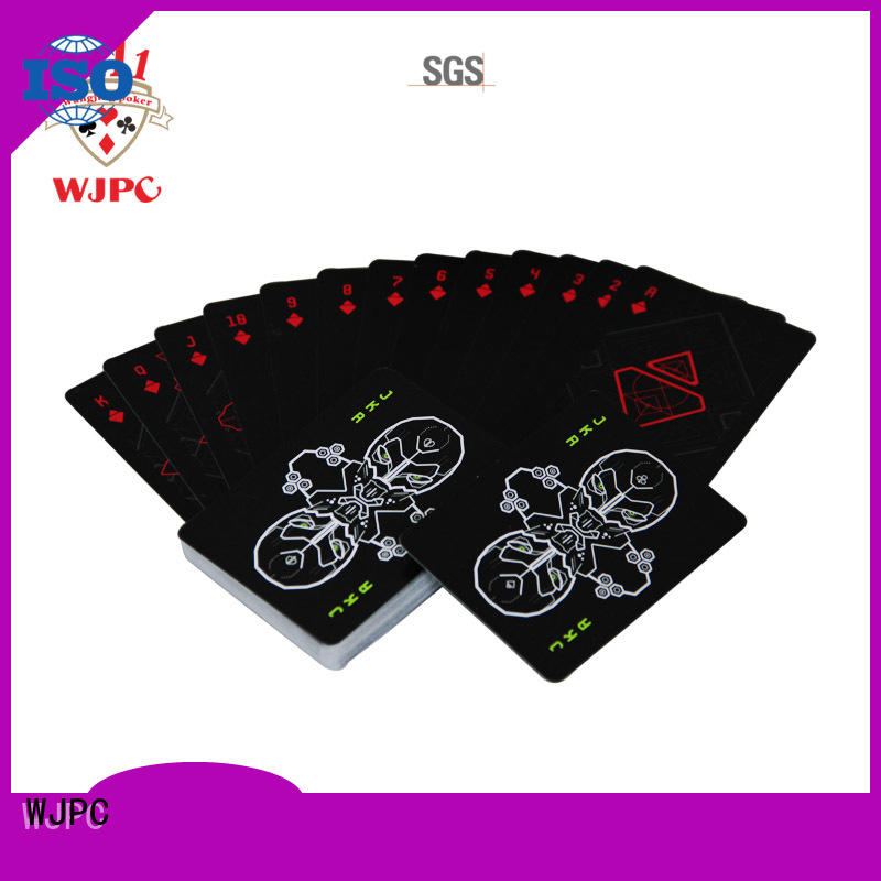 WJPC New cardistry decks for sale manufacturers for children