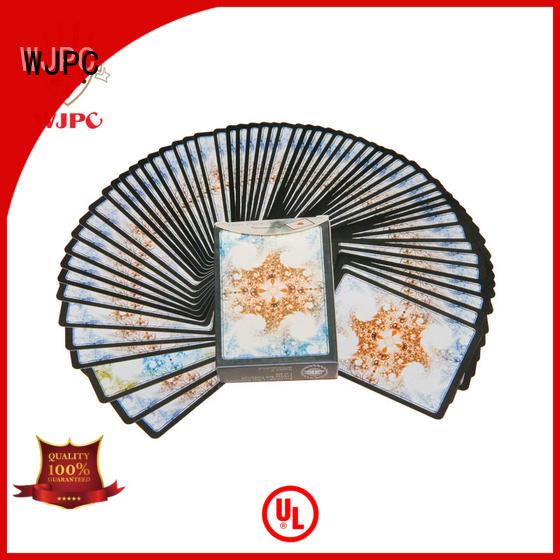 WJPC cards decks Supply for kindergarten