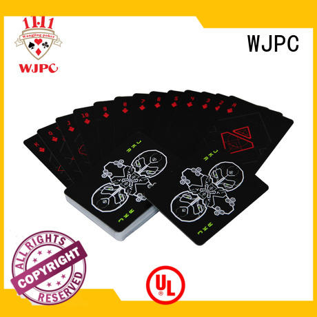WJPC cards cardistry cards Supply for board game