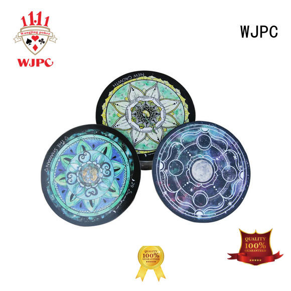 WJPC card printing tarot cards bulk production for divination