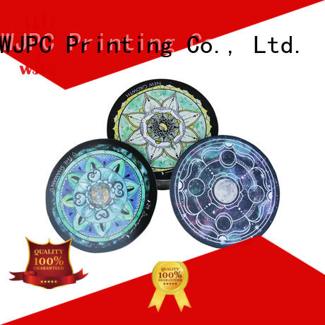 WJPC Custom tarot cards custom Suppliers for divination