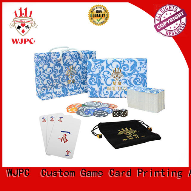 core playing leisure custom game card paper WJPC Brand