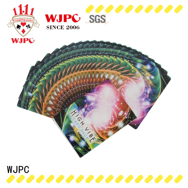WJPC fashion oracle cards deck shop now for casino