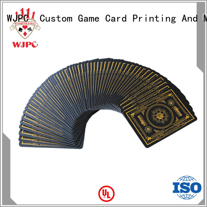 Custom casino quality cards german Suppliers for casino show