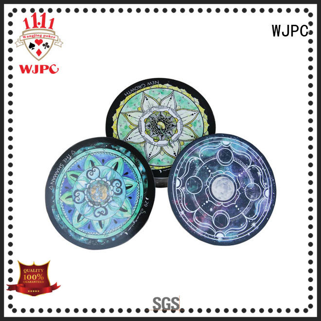 WJPC customized tarot cards deck for business for divination