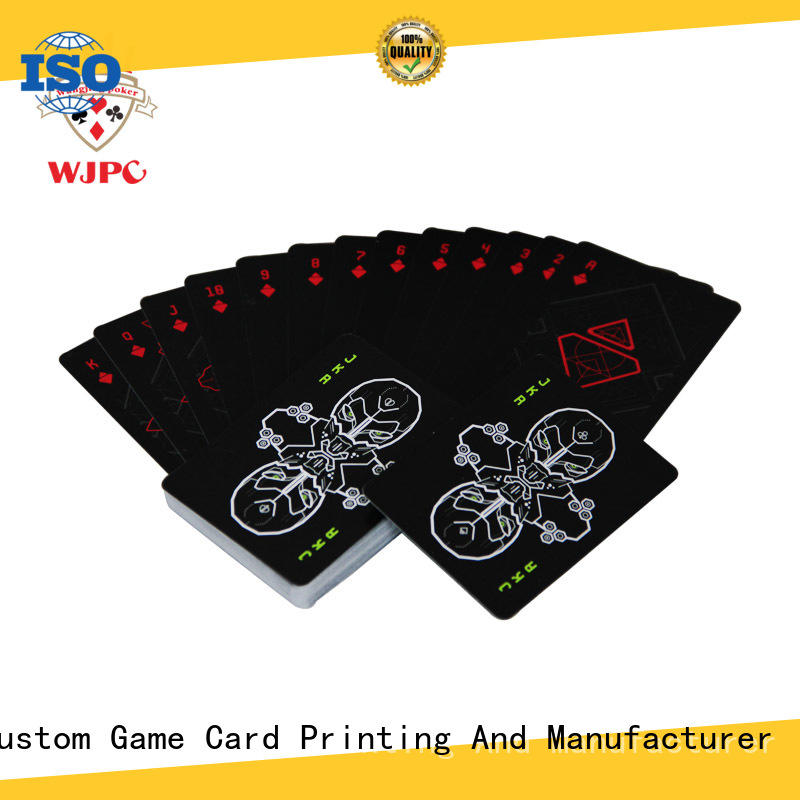 WJPC fantastic playing card Supply for kindergarten