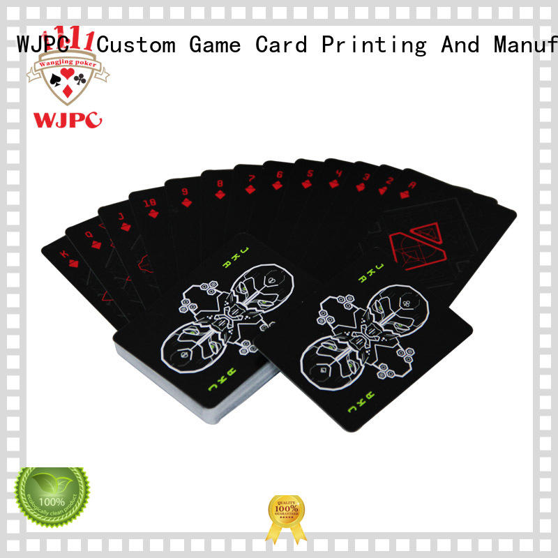 Custom playing cards for sale online customized for business for casino