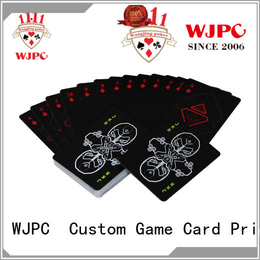 WJPC funny the best playing cards brands Supply for board game
