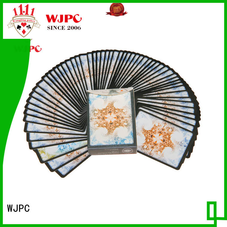 WJPC Custom plastic poker chips for sale manufacturers for magic