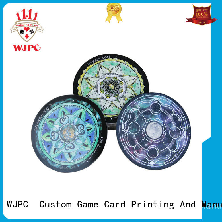 Wholesale tarot cards custom deck for business for game