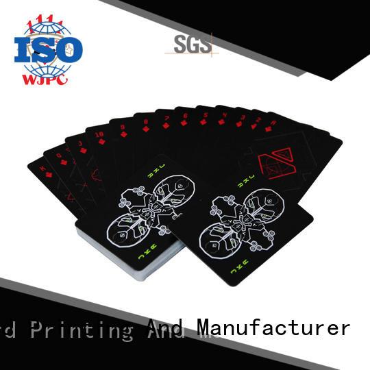 fantastic cardistry decks customized producer for children