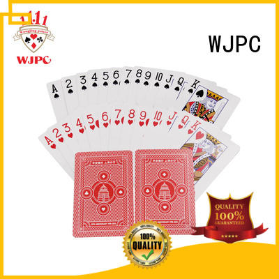 high-qulaity promotional products playing cards in different color for game