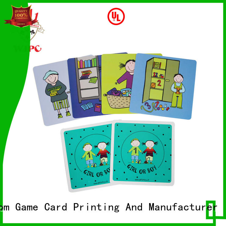 High Qulity Educational Flash Cards
