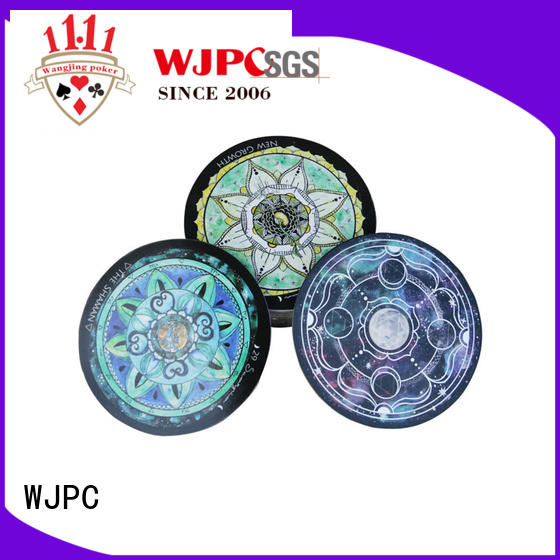 WJPC professional printing tarot cards company for game