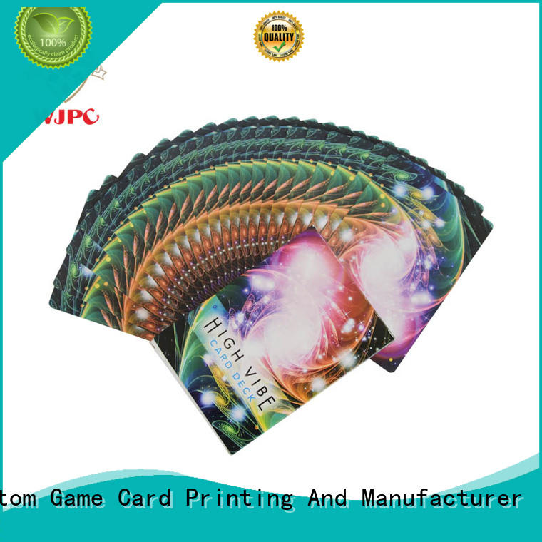 oracle card decks quality for party WJPC