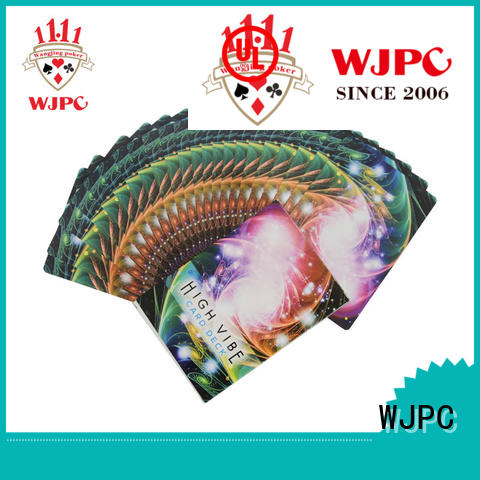WJPC quality earth angel cards factory for board game