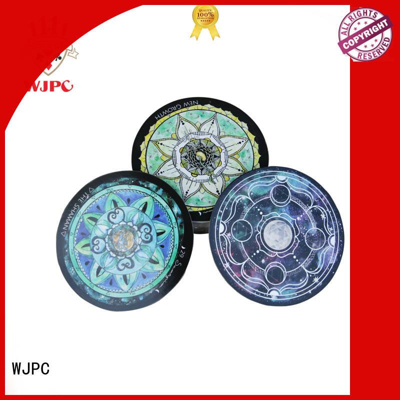 beautiful playing tarot deck cards full WJPC