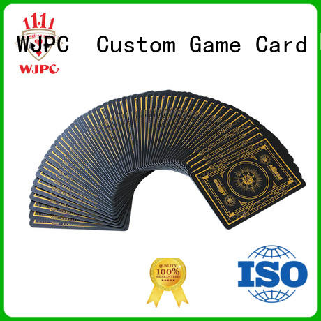 Wholesale quality poker cards core manufacturers for casino show