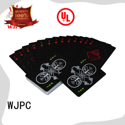 WJPC durable cardistry cards grab now for children