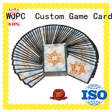 WJPC New magic poker cards Suppliers for board game