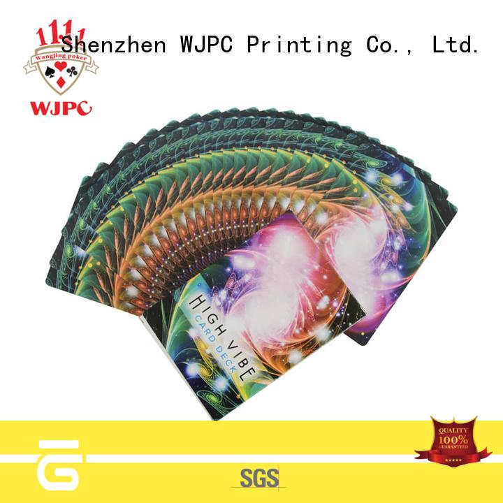 WJPC Top oracle cards manufacturers for kindergarten