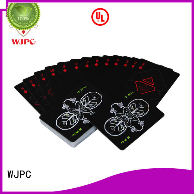 WJPC playing cardistry cards for sale factory for party