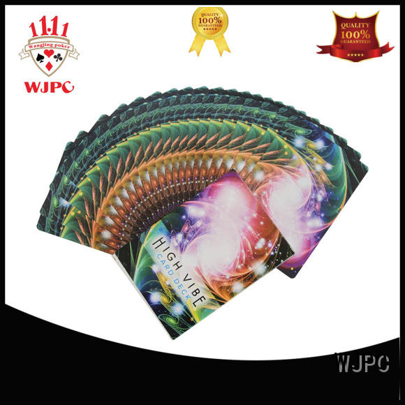 WJPC quality angel oracle card spreads company for decoration