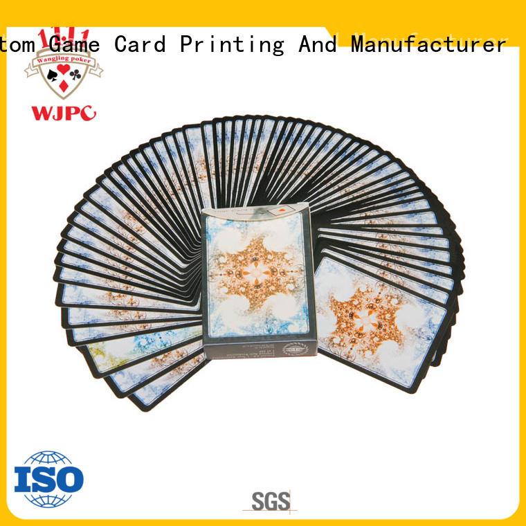 golssy poker card magic tricks overseas market
