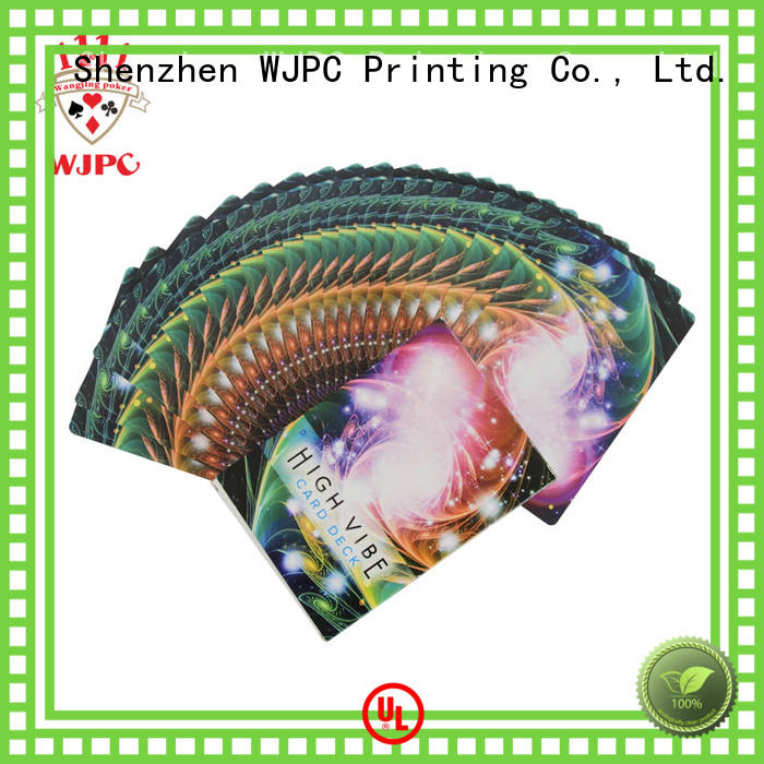WJPC mysterious oracle card decks grab now for casino