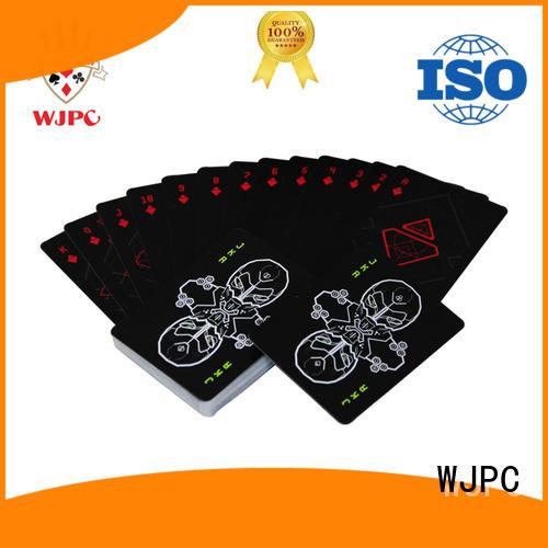 cardistry card decks playing for children WJPC