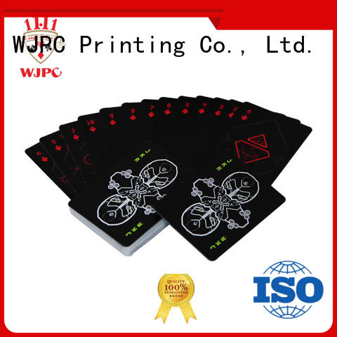 soft-touch cardistry playing cards order now for children WJPC