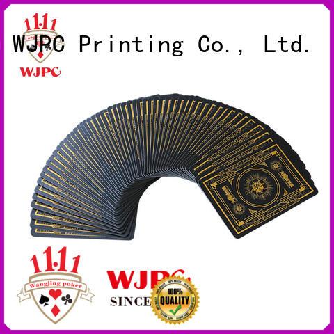 casino quality core poker card sets WJPC Brand