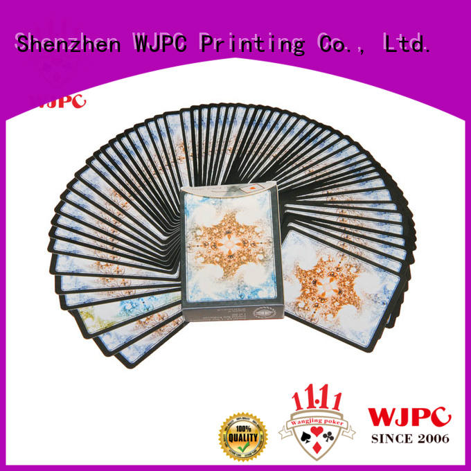 WJPC magic magic deck cards for party