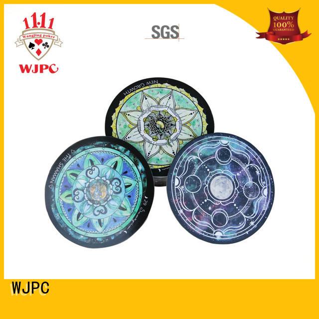 WJPC Best tarot deck company for divination