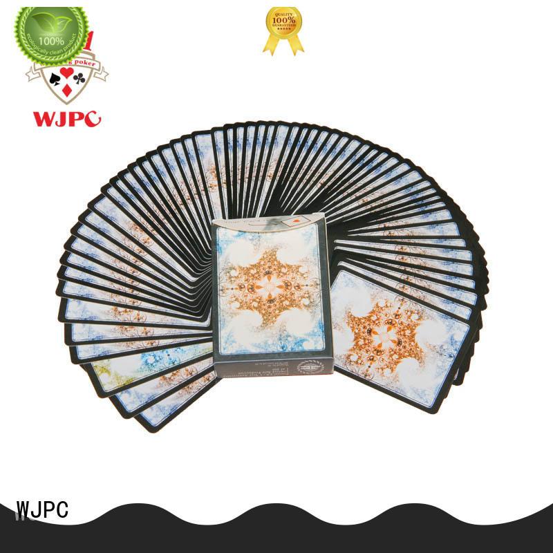 magic standard decks party magic playing cards WJPC Brand