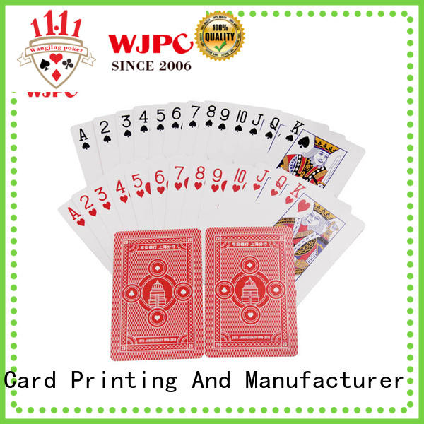 high-qulaity promotional products playing cards cards for business for children