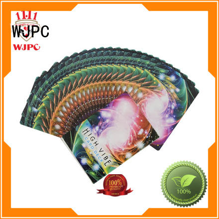 WJPC customized romance angel card reading for business for game