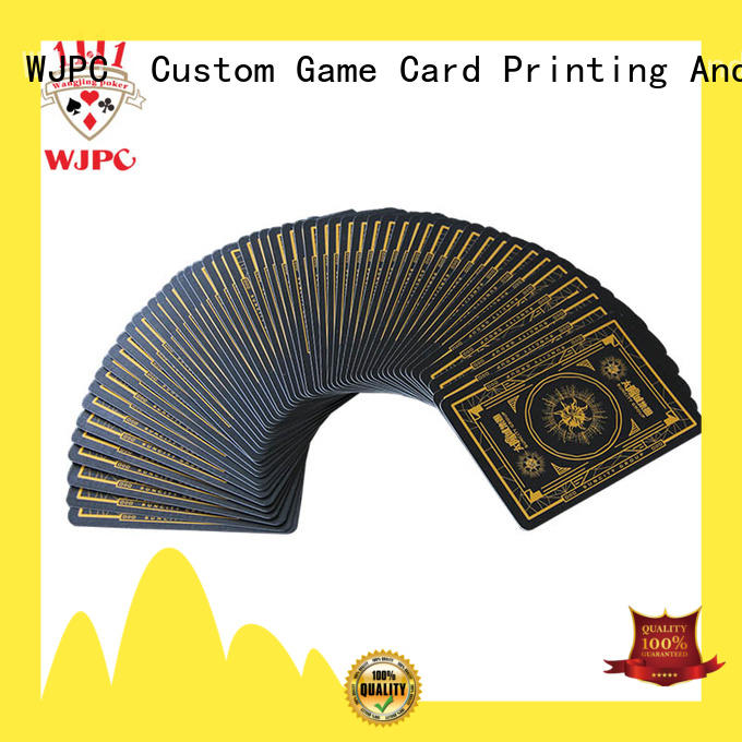 Custom casino cards for sale playing manufacturers for casino show