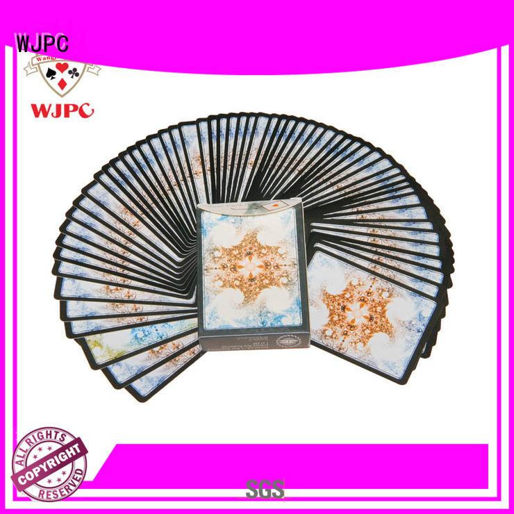 Custom Printing Magic Playing Cards