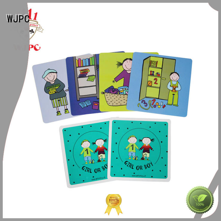 Top learning cards for toddlers educational Supply for children