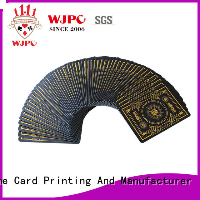 WJPC german card chips poker for business for game